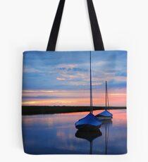 Blakney Boats Tote Bag
