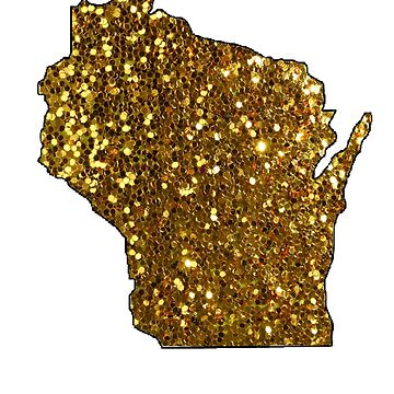 Wisconsin Gold Sparkle by Hannahj-33