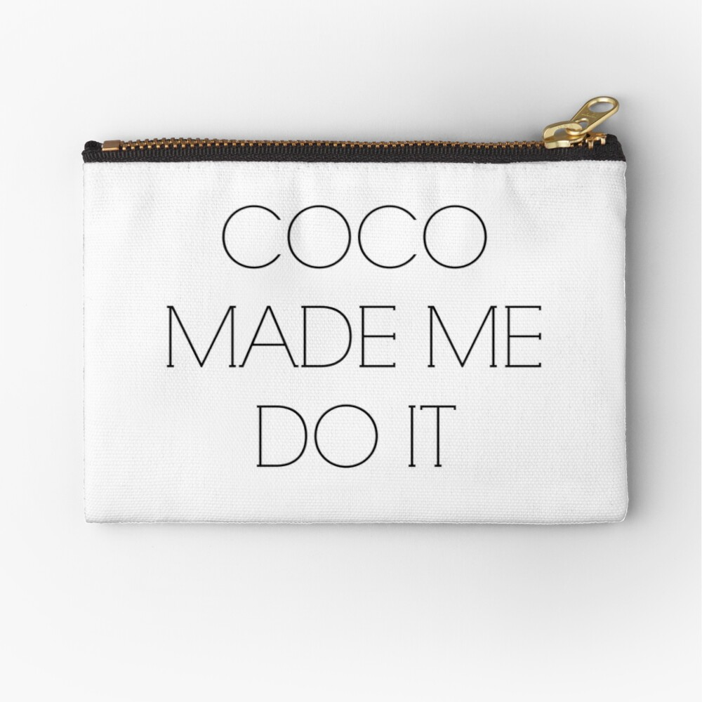 Coco me obligó a hacerlo Bolsos de mano