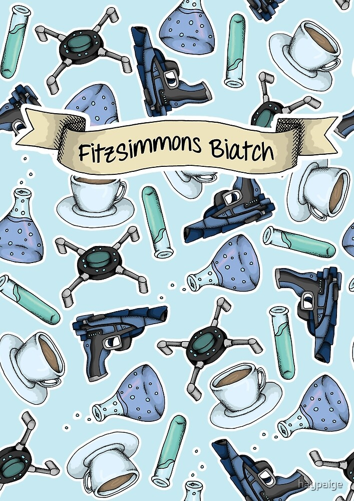 FitzSimmons Biatch Pattern by haypaige