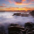 Sunrise Wash by tracyleephoto
