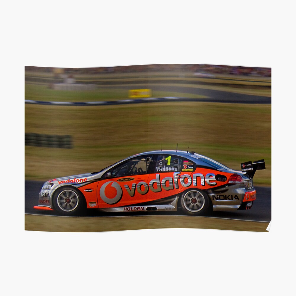 Holden VE Commodore Poster