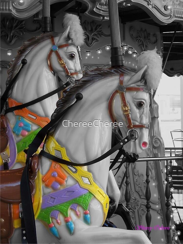 Carousel by ChereeCheree