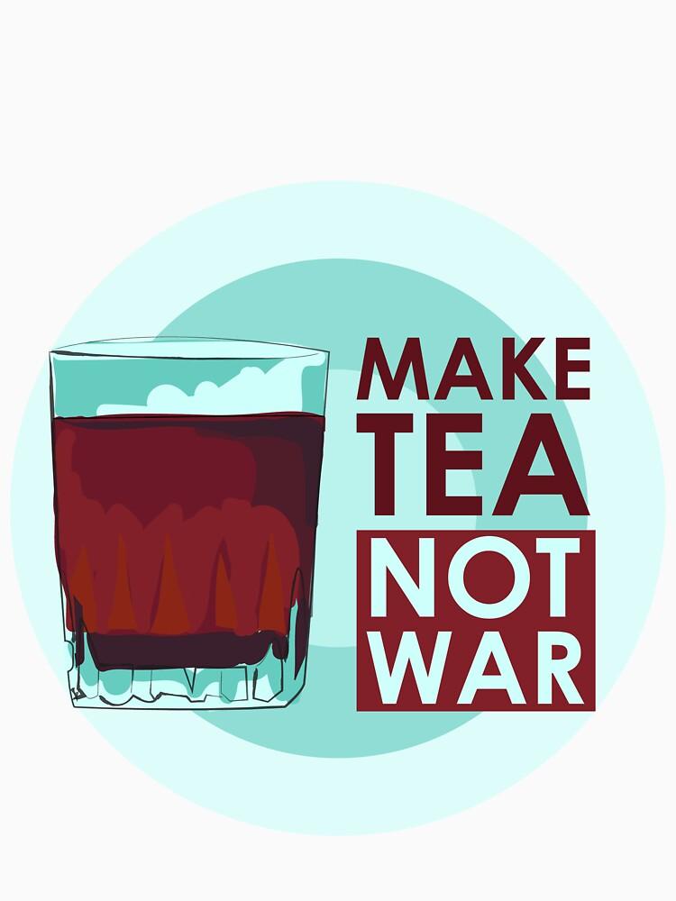 Tea lover by NadaMashhour