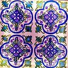 Eco Azulejo by Courtni Hale
