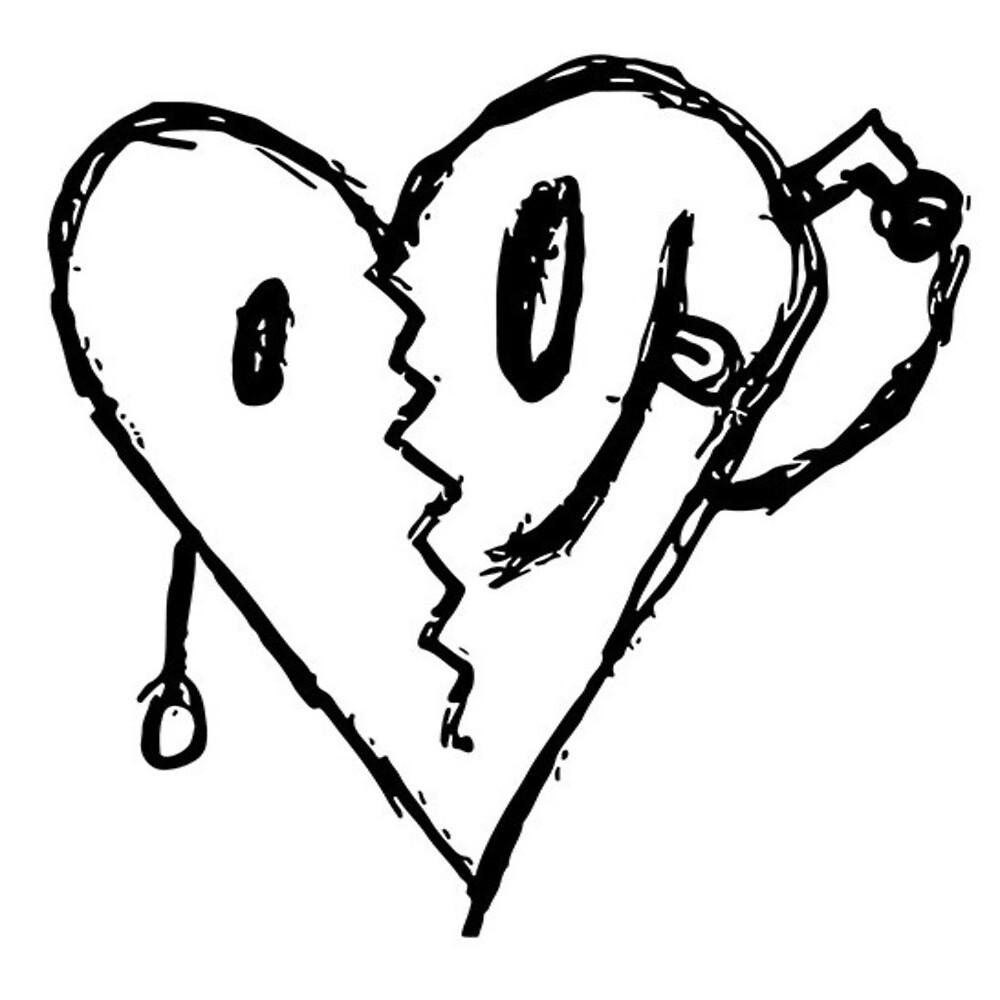 Broken Heart Bad Vibes Forever