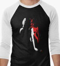 """Satan's Daughter"" T-Shirt Men's Baseball ¾ T-Shirt"