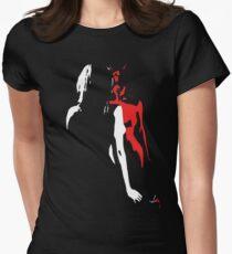"""""""Satan's Daughter"""" T-Shirt Women's Fitted T-Shirt"""