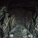 Jokers Tunnel - Light at the End of the Tunnel by Rachel  Weaver