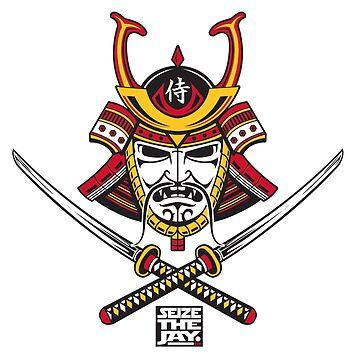 Samurai by seizethejay
