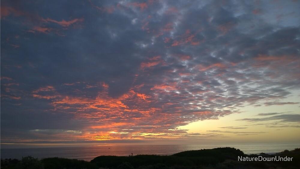 Sexy sunset by NatureDownUnder
