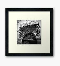 Paris, France - The Eye of the Beholder Framed Print