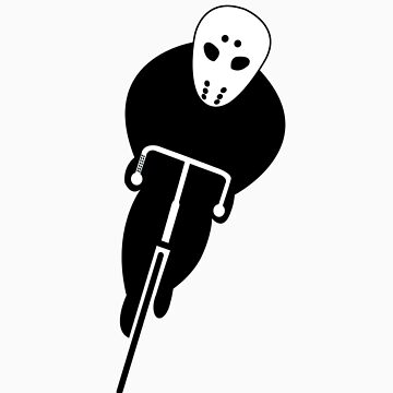 Sinister Cyclist by soulcat