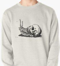 Skull Snail Pullover
