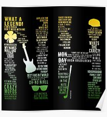 Niall Horan Quotes Poster