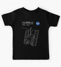 Hubble Telescope 25th Anniversary Kids Clothes