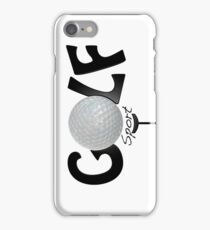 Golf Sport iPhone / Samsung Galaxy Case iPhone Case/Skin