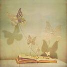 paper wings by Morgan Kendall