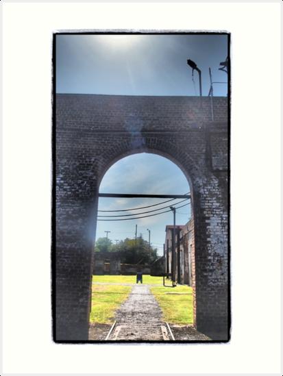 Railway Arch by Cyn Piromalli