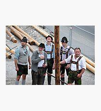 Bavarian People IX Photographic Print