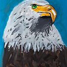 'Eagle' by Tom Cannon (2019) by Peter Evans Art