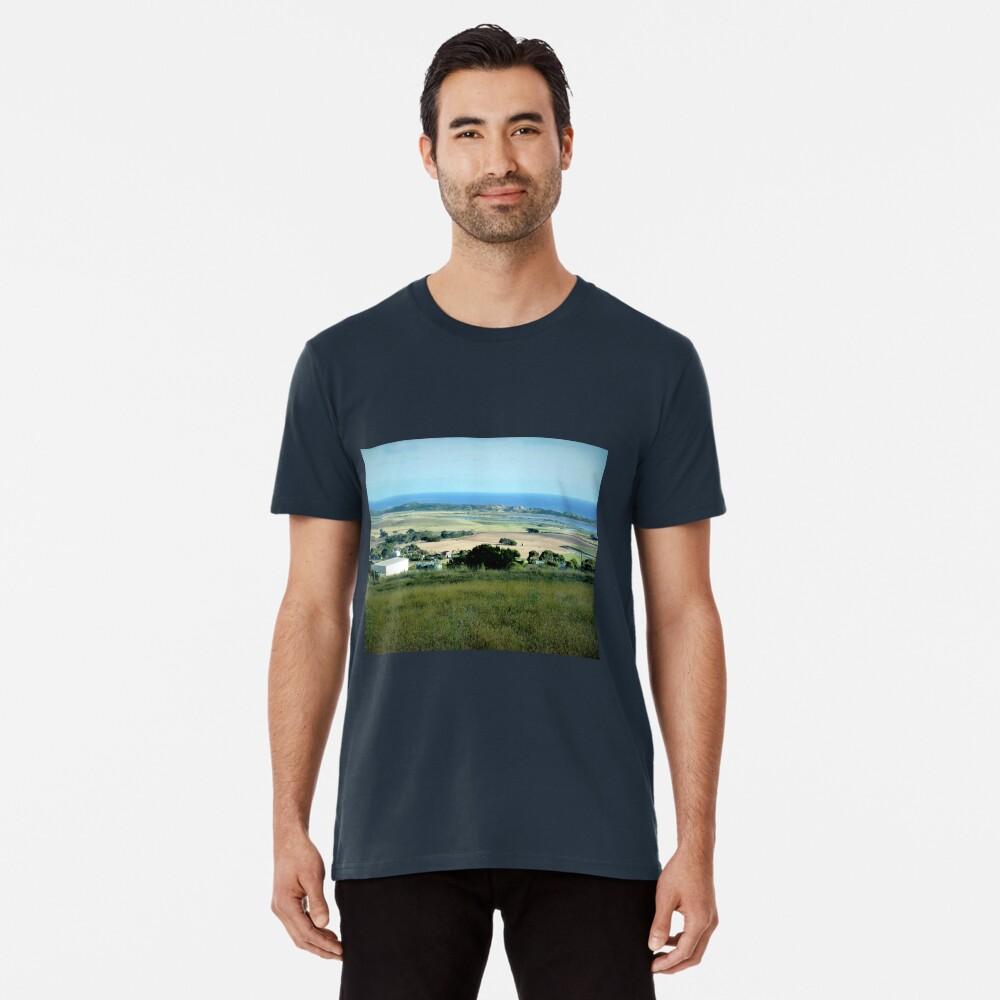 Ackerland in der Nähe des Tower HIll Vic. Premium T-Shirt