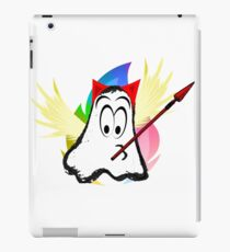 funny ghost  iPad Case/Skin
