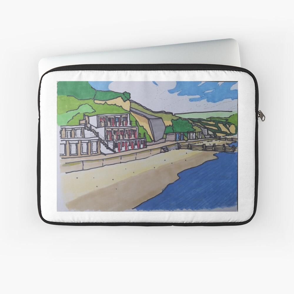 North Beach Swanage Bay 1 Laptoptasche