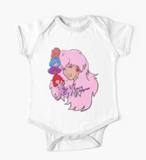 Jem and the Holograms Short Sleeve Baby One-Piece