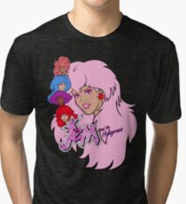 Jem and the Holograms Tri-blend T-Shirt