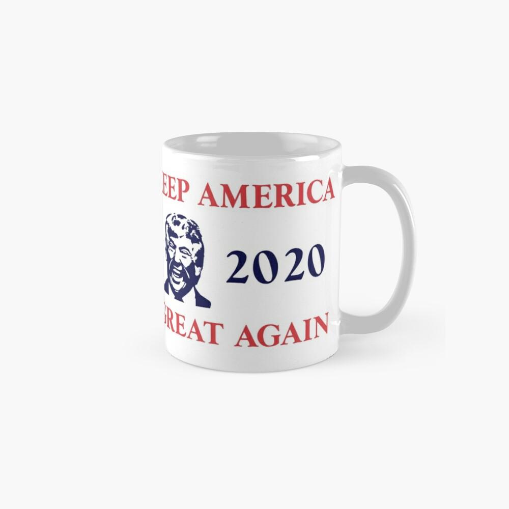 Trump 2020 Keep America Great Again. Gifts Mug