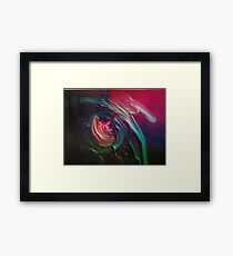 """Schism Of Shadows"" Framed Print"