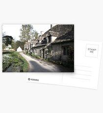 Arlington Row - Bibury  Postcards