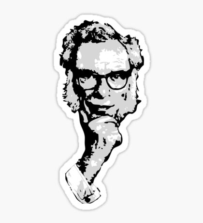 Isaac Asimov Sticker