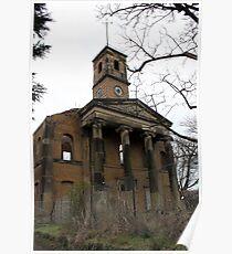 Dockyard Church, Bluetown, Sheerness Poster