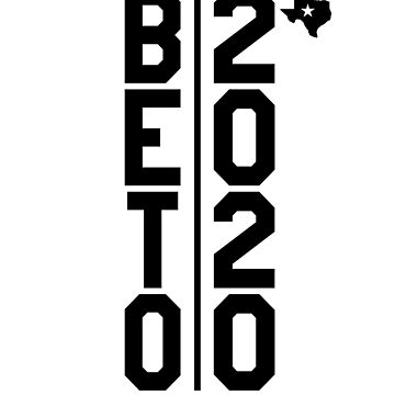 Beto 2020 Texas Star by ixmanga