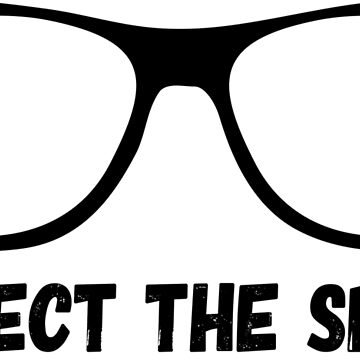 Respect the Specs, Funny Spectacles, Eye Glasses by CreativeTwins