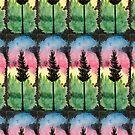 Inky Tree #1 by Gillian Cross