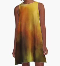 Abstraction TWO A-Line Dress