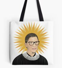 The Glorious RBG Tote Bag