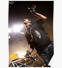 Lupe Fiasco Poster