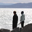 Love Of Fishing by Martin Hampson