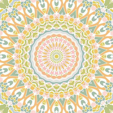 Meadow Mandala by kellydietrich