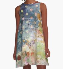 American Rainbow II A-Line Dress