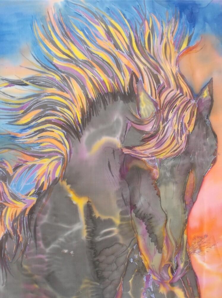 Storm - my Trojan Horse by Stefanie Wilhelm
