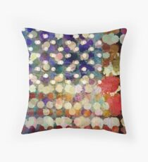 American Rainbow I Floor Pillow