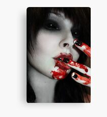 Possessed I Canvas Print