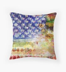 American Rainbow III Floor Pillow