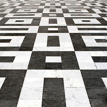 Floors of Puzzles at the Palace Versailles by blindskunk