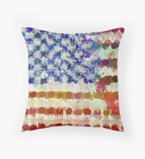 American Rainbow IX Floor Pillow